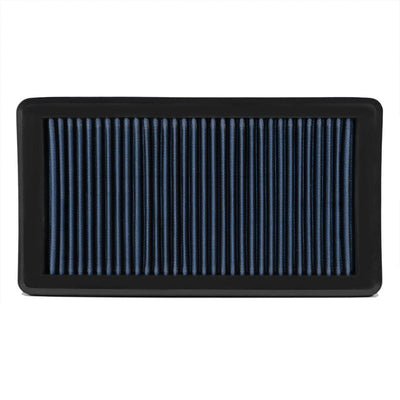 Reusable Blue High Flow Drop-In Panel Air Filter For Mazda 03-08 Mazda 6 2.3L-Performance-BuildFastCar