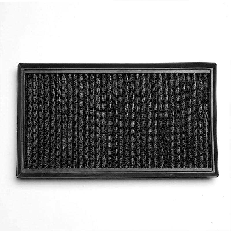Black High Flow Washable/Reusable Drop-In Panel Air Filter For S-Type/XF/XJ/XFR-Performance-BuildFastCar
