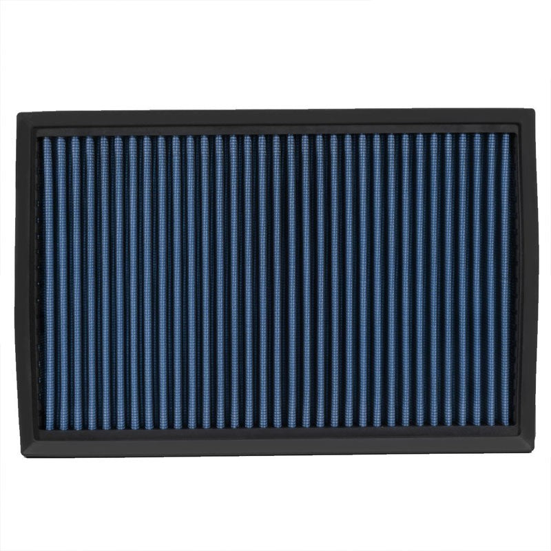 Reusable Blue High Flow Drop-In Panel Air Filter For Ford 92-11 Crown Victoria-Performance-BuildFastCar