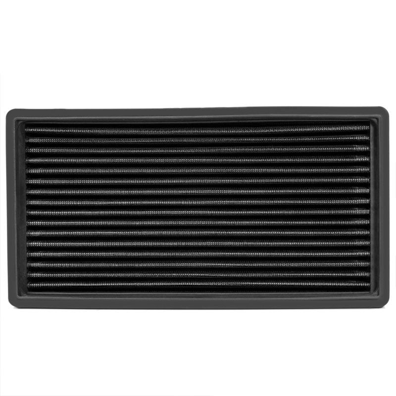 Reusable Black High Flow Drop-In Panel Air Filter For Chevy 95-05 Blazer 4.3-Performance-BuildFastCar