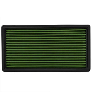 Reusable Green High Flow Drop-In Panel Air Filter For Chevy 95-05 Blazer 4.3-Performance-BuildFastCar