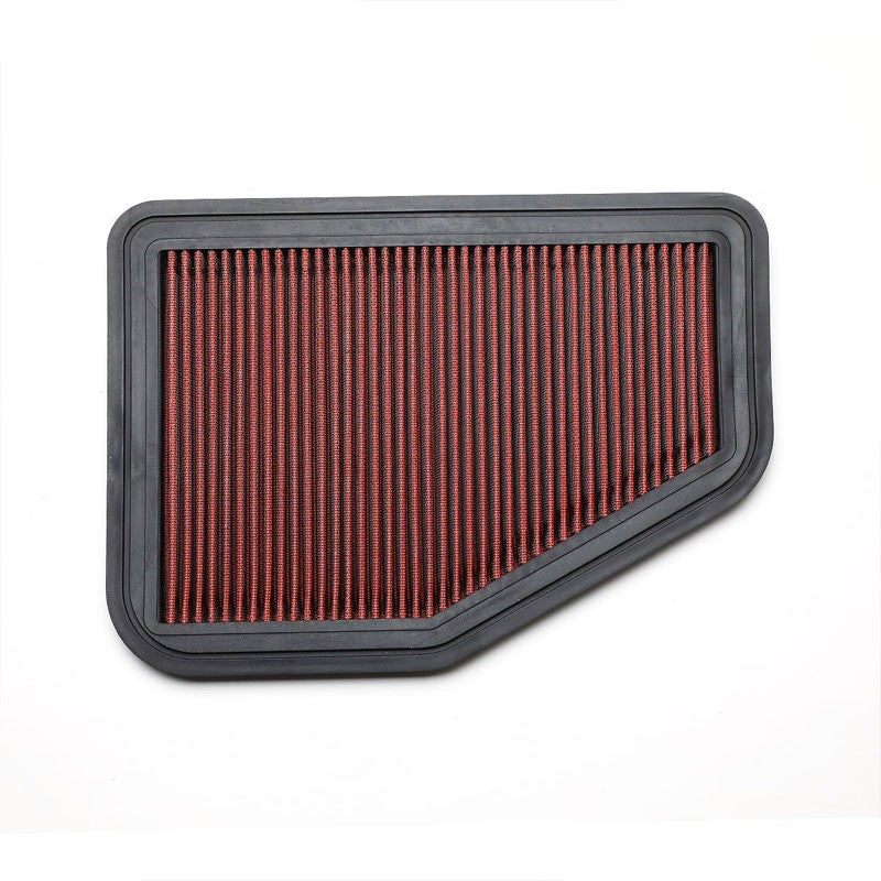 Red Washable/Reusable Airbox Drop-In Panel Air Filter For 08-09 Pontiac G8-Performance-BuildFastCar