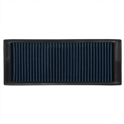 Reusable Blue High Flow Drop-In Panel Air Filter For VW 08-17 Passat 1.8T/2.0T-Performance-BuildFastCar