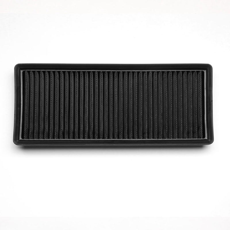 Black High Flow Washable/Reusable Drop-In Panel Air Filter For 11-14 CL550 4.6L-Performance-BuildFastCar