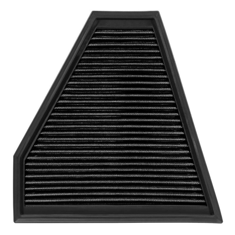Reusable Black High Flow Drop-In Panel Air Filter For BMW 09-13 328i xDrive 3.0L-Performance-BuildFastCar