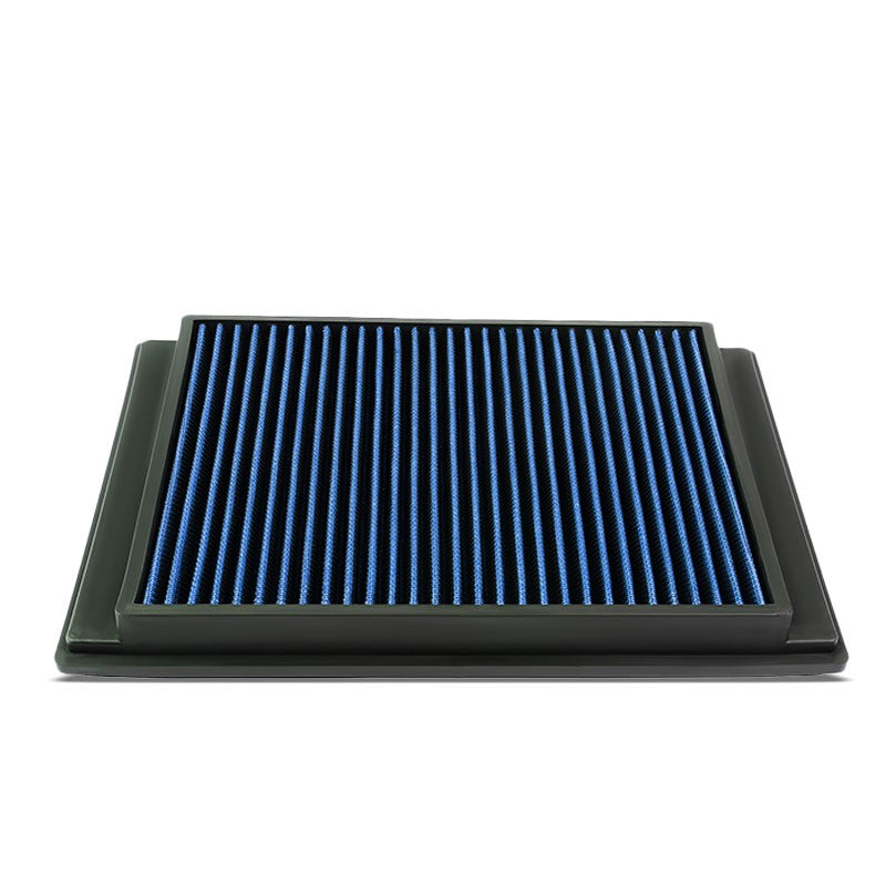 Blue Washable/Reusable Drop-In Panel Air Filter For 06-09 Range Rover Sport-Performance-BuildFastCar