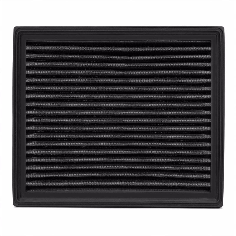 Reusable Black High Flow Drop-In Panel Air Filter For Toyota 10-15 Prius 1.8L-Performance-BuildFastCar