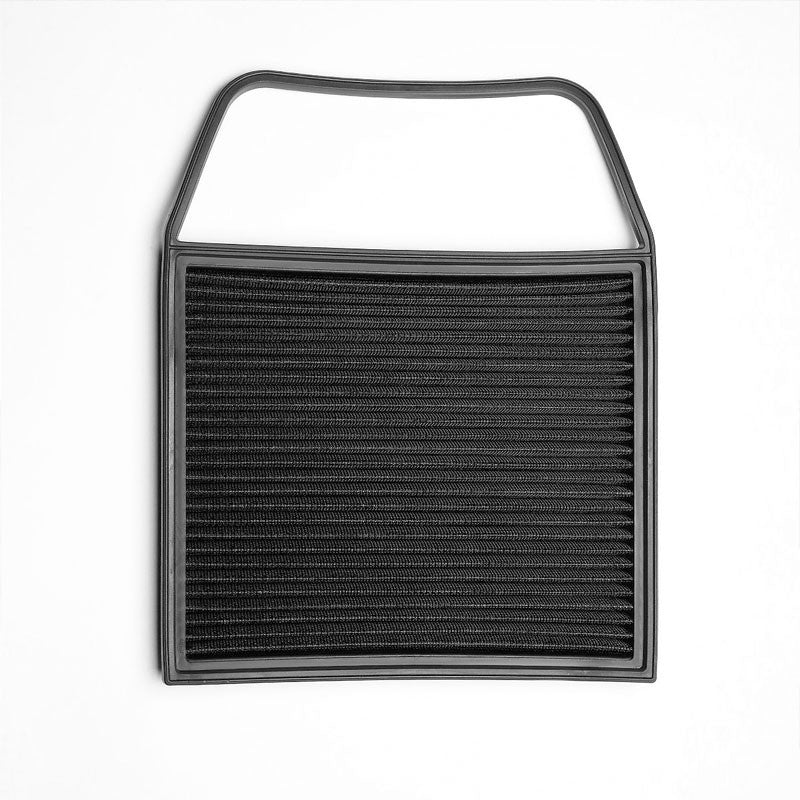 Black High Flow Washable/Reuse Drop-In Panel Air Filter For 09-16 BMW Z4 3.0L-Performance-BuildFastCar