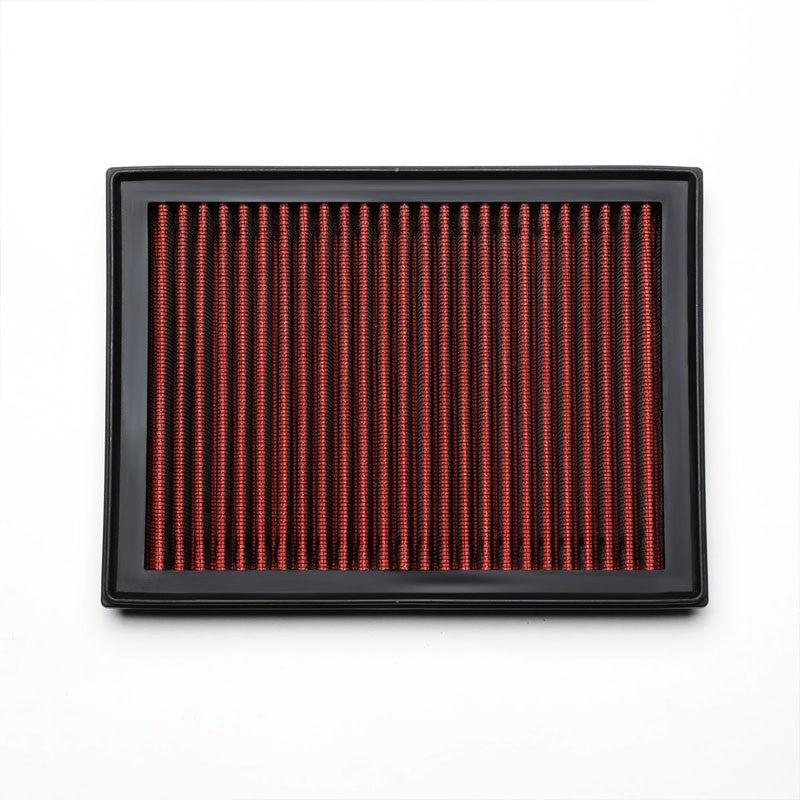 Red Performance Washable/Reuse Airbox Drop-In Panel Air Filter For 08-13 Rogue-Performance-BuildFastCar