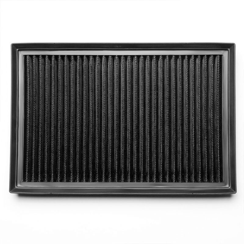 FOR 04-06 SOLARA//CAMRY//SIENNA BLACK REPLACEMENT RACING FLOW DROP IN AIR FILTER