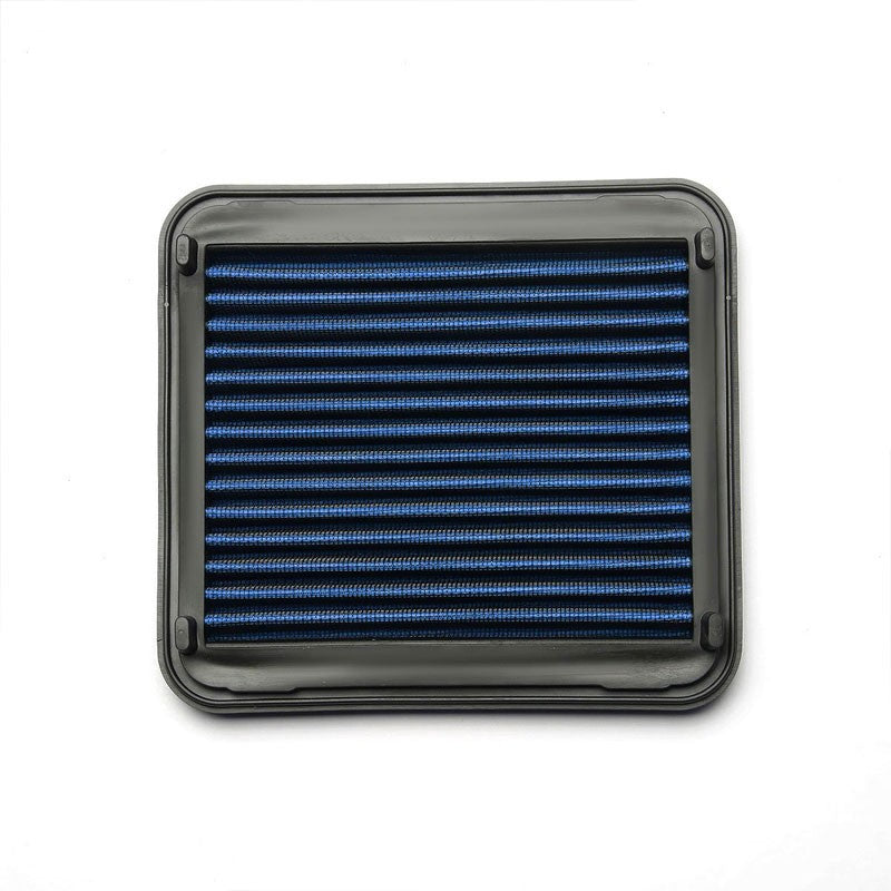 Blue High Flow Washable/Reusable Airbox Drop-In Panel Air Filter For 01-03 Prius-Performance-BuildFastCar