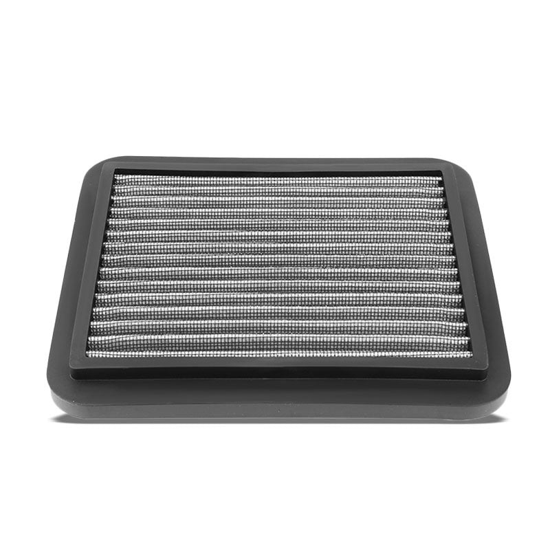 Silver High Flow Washable/Reusable Drop-In Panel Air Filter For 01-03 Prius-Performance-BuildFastCar