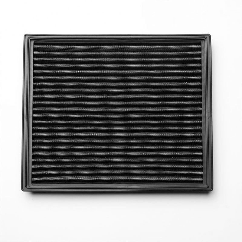 Black High Flow Washable Drop-In Panel Air Filter For 96-01 A4/Quattro 1.8/2.8-Performance-BuildFastCar
