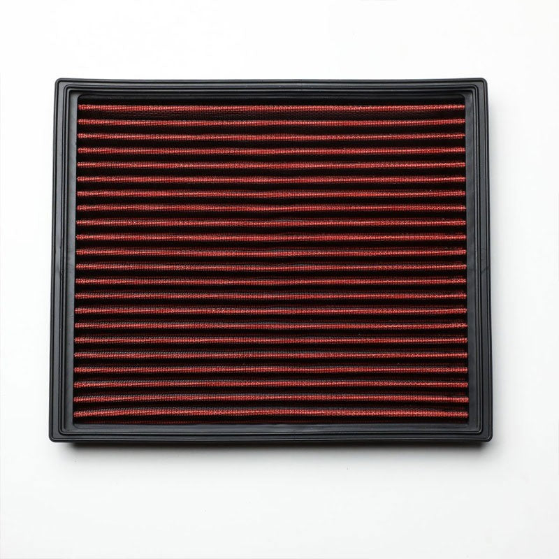 Red Performance Cotton Washable Airbox DropIn Panel Air Filter For 00-02 S4 2.7L-Performance-BuildFastCar