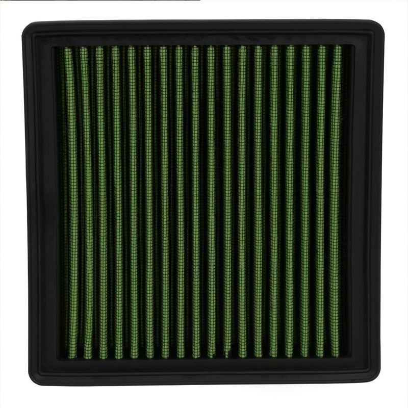 Reusable Green High Flow Drop-In Panel Air Filter For Honda 96-00 Civic 1.6L-Performance-BuildFastCar