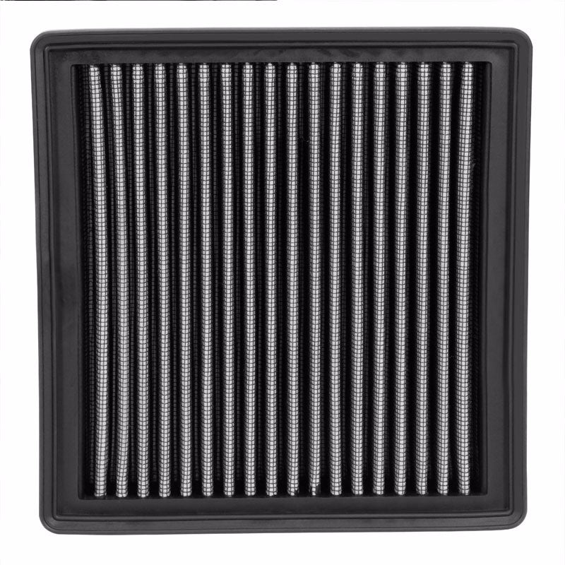 Reusable Silver High Flow Drop-In Panel Air Filter For Honda 96-00 Civic 1.6L-Performance-BuildFastCar