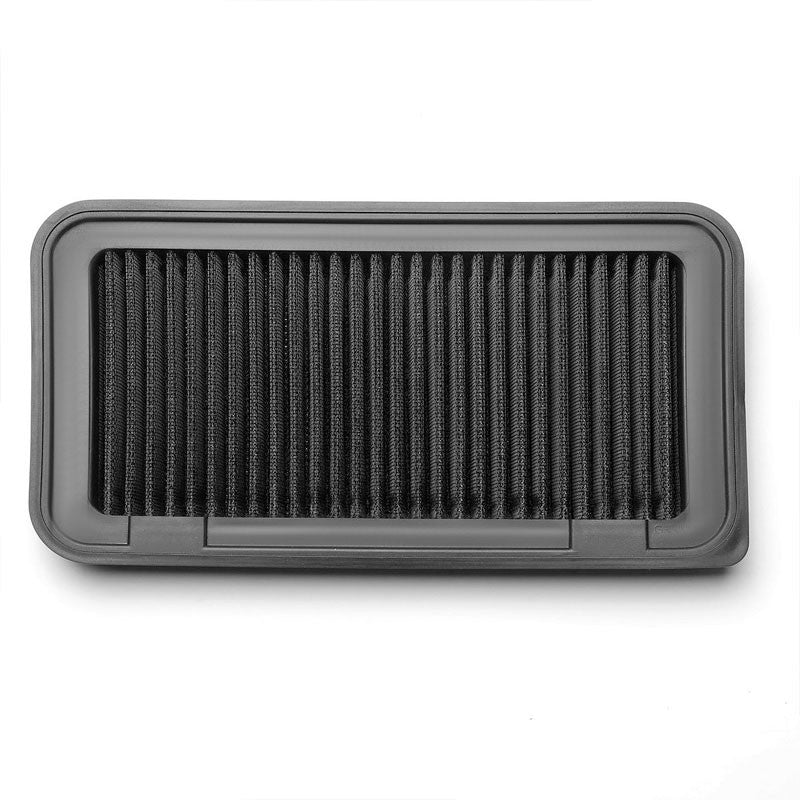 Black High Flow Washable Airbox Drop-In Panel Air Filter For 13-16 FR-S/86-Performance-BuildFastCar