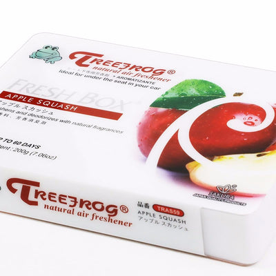 TreeFrog Fresh Box Apple Squash Fragrance/Scent Air Freshener/Deodorizer Gel-Accessories-BuildFastCar
