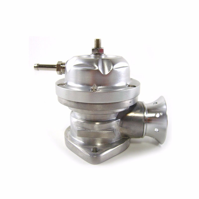"Silver Type-RS Turbo Intercooler 30 PSI Blow Off Valve BOV+2.5""OD Flange Pipe-Performance-BuildFastCar"