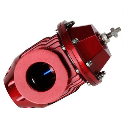 Red Aluminum Type-2 30 PSI SSQV SQV Blow Off Valve BOV For Turbocharger/Intercooler-Performance-BuildFastCar