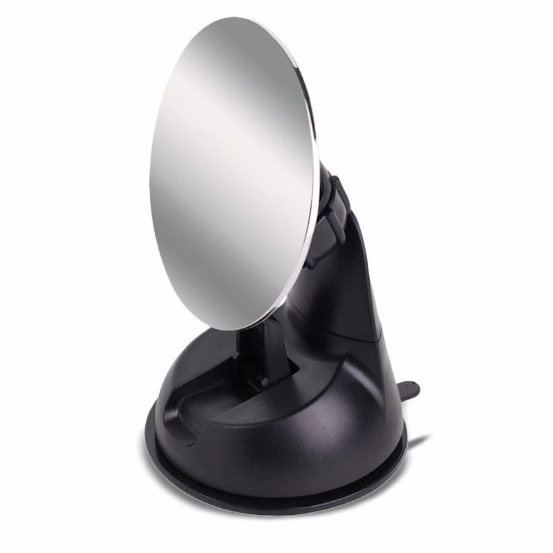 85mm Adjust Suction Cup Car/Minivan/SUV Convex Baby Backseat Rear View Mirror-Exterior-BuildFastCar