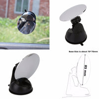 TYA B04 CD Slot Magnetic Car Mount Holder For Mobile+BS7285MM Blind Spot Mirror-Accessories-BuildFastCar