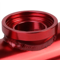 "Red SSQV/SQV Turbo Intercooler Blow Off Valve BOV TY3+9.5""/2.5""OD Dual Port Pipe-Performance-BuildFastCar"