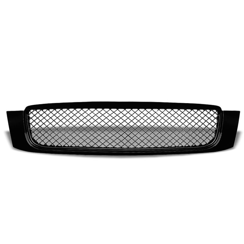 Black Diamond Mesh Style Front Grille Grill For Cadillac 00-05 DeVille 4.6L-Exterior-BuildFastCar