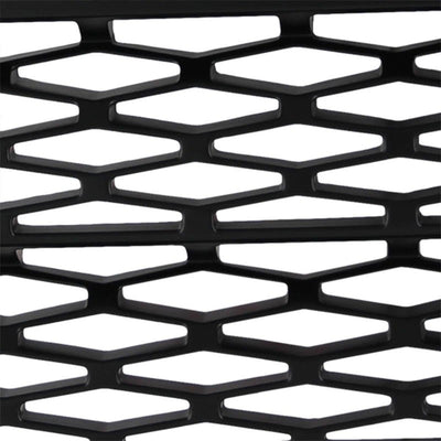 Chrome Frame/Black Honeycomb Mesh Style Front Grille For 03-05 Range Rover HSE-Exterior-BuildFastCar