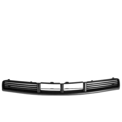Black Vent Style Front Replacement Grille Grill For 05-09 Mustang Base 4.0L-Exterior-BuildFastCar