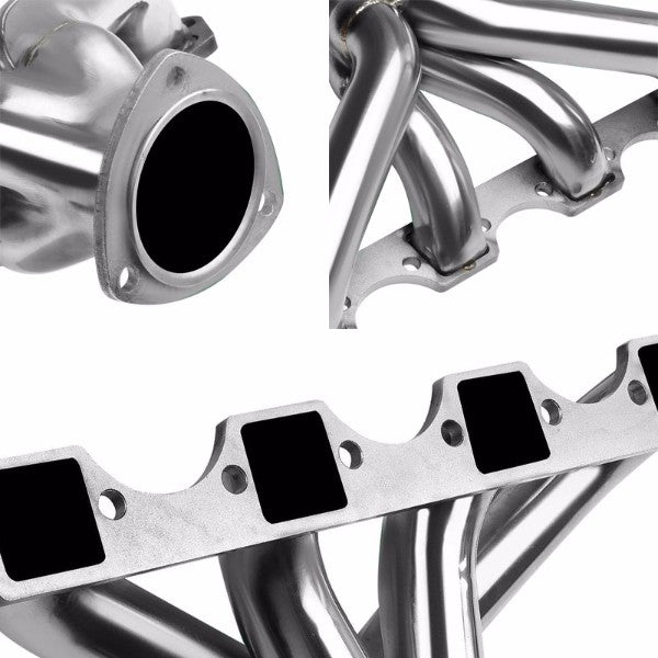 Stainless Steel Exhaust Header Manifold For 68-74 Commercial/68-78 Eldorado-Performance-BuildFastCar
