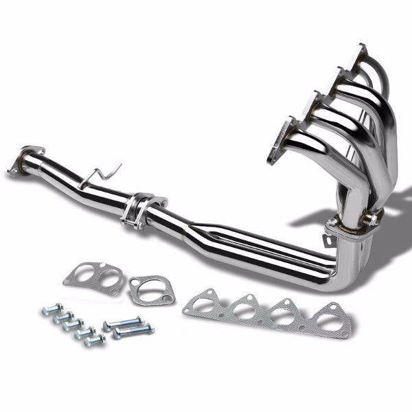 Stainless Steel Exhaust Header Manifold For 90-94 Mitsubishi Eclipse GS 2.0L-Performance-BuildFastCar