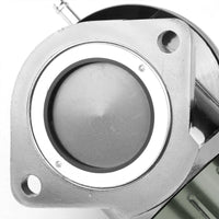 Gunmetal Type-FV 30 PSI Blow Off Valve+Silver 70 Degree/Dual Port Flange Pipe-Performance-BuildFastCar