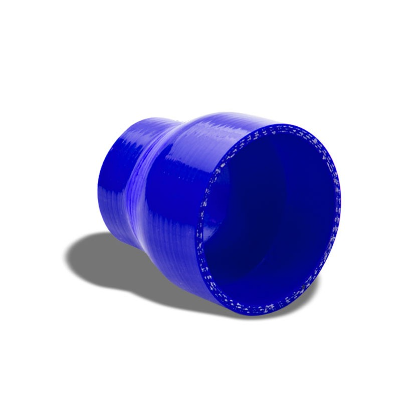 "Blue 3Ply Silicone 2.25""-3"" Reducer Coupler Hose for Turbo/Intake/Intercooler-Performance-BuildFastCar"