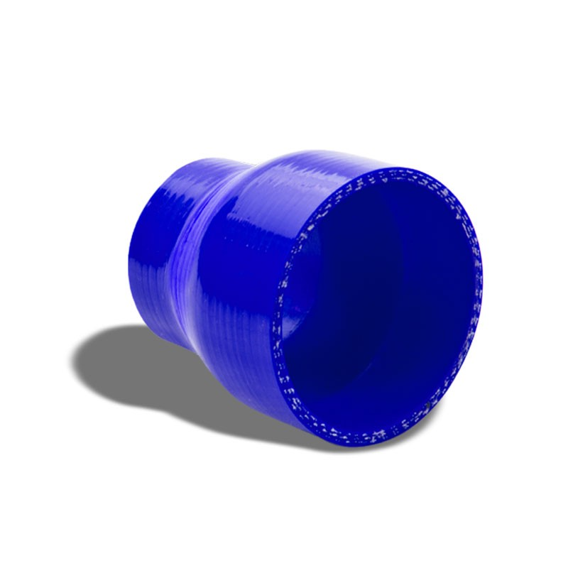 "Blue 3Ply Silicone 2.375""-2.75"" Reducer Coupler Hose for Intake/Intercooler-Performance-BuildFastCar"