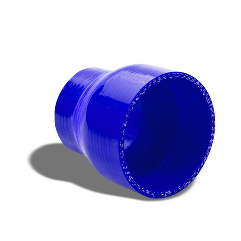 "Blue 3Ply Silicone 2.50""-3"" Reducer Coupler Hose for Turbo/Intake/Intercooler-Performance-BuildFastCar"