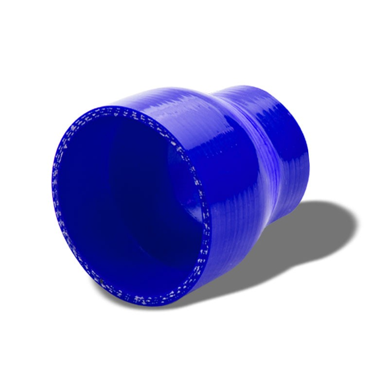 "Blue 3Ply Silicone 2.625""-3"" Reducer Coupler Hose for Turbo/Intake/Intercooler-Performance-BuildFastCar"