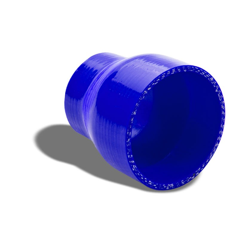 "Blue 3Ply Silicone 3.25""-3.50"" Reducer Coupler Hose for Turbo/Intake/Intercooler-Performance-BuildFastCar"