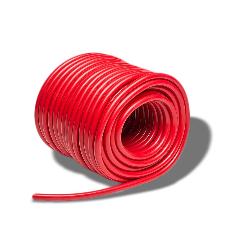 FOOT/FEET Red 5mm(ID) Silicone Vacuum Hose For Water/Air/Coolant/Valve/Intake-Performance-BuildFastCar