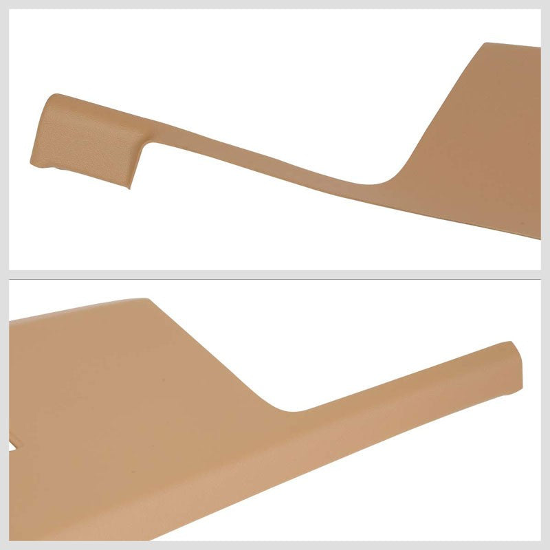 Beige ABS Plastic Molded Panel Cap Dashboard Cover For 88-94 Chevrolet/GMC C1500