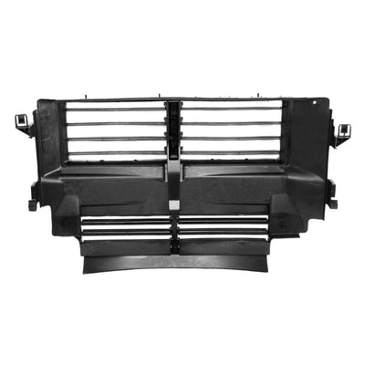 Black ABS Plastic Radiator Shutter Radiator Grille Vent For 12-16 Ford Focus-Consoles & Parts-BuildFastCar