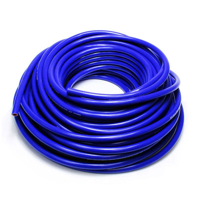 "HPS 100-Feet Blue 1/4"" (6mm) High Temp Silicone Heater Hose Coolant Turbo-Performance-BuildFastCar"