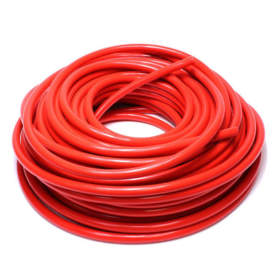 "HPS 50-Feet Red 1/4"" (6mm) High Temp Silicone Heater Hose Coolant Turbo-Performance-BuildFastCar"