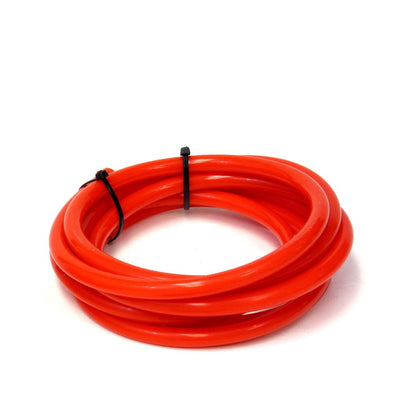 "HPS 1-Feet Red 1/8"" (3mm) High Temp Silicone Vacuum Hose Valve Engine Turbo-Performance-BuildFastCar"