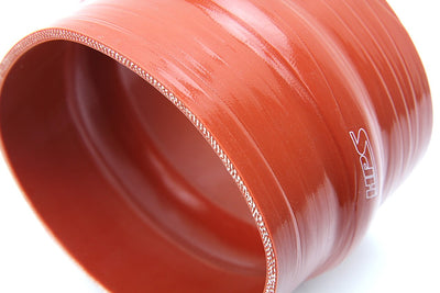 "HPS 8"" (200mm) ID Orange 4-Ply Aramid Silicone Hump Coupler Hose 6""Length"