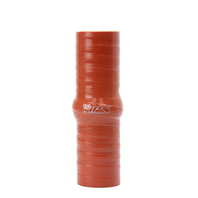 "HPS 1"" (25mm) ID Orange 4-Ply Aramid Silicone Hump Coupler Hose 6""Length"