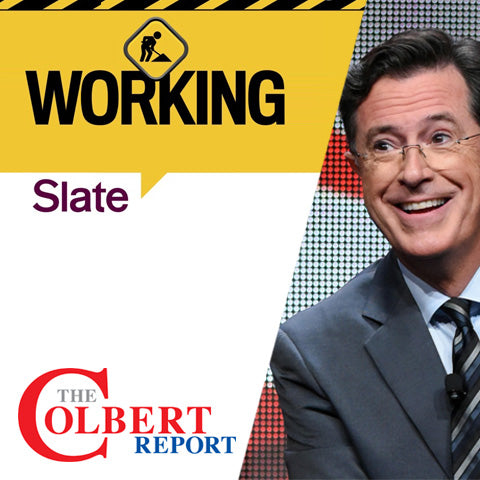 Colbert's Workday