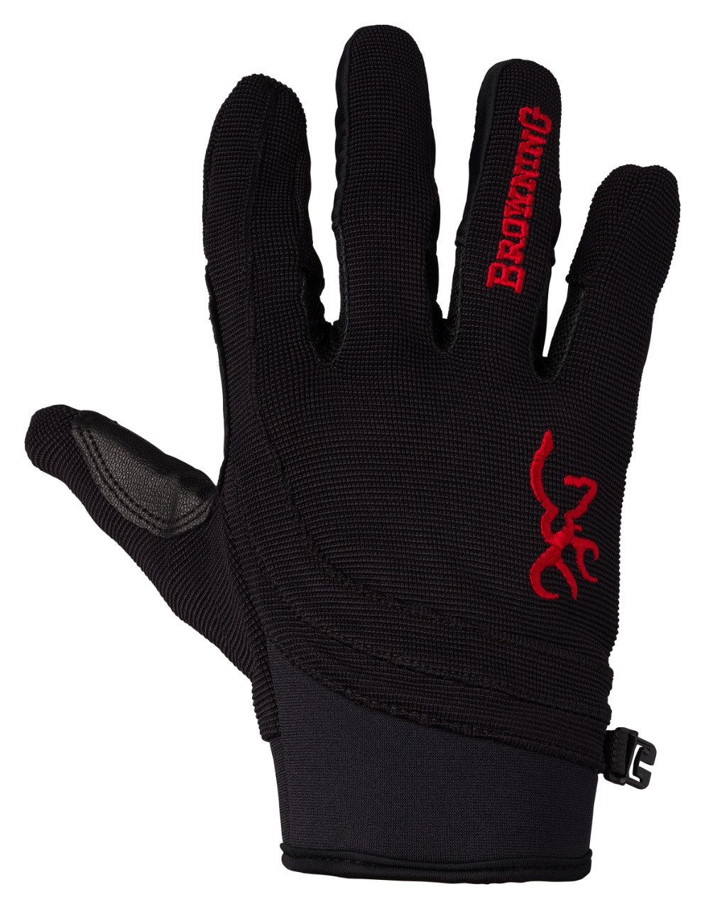 GLV,ACE,BLACK/RED,XL