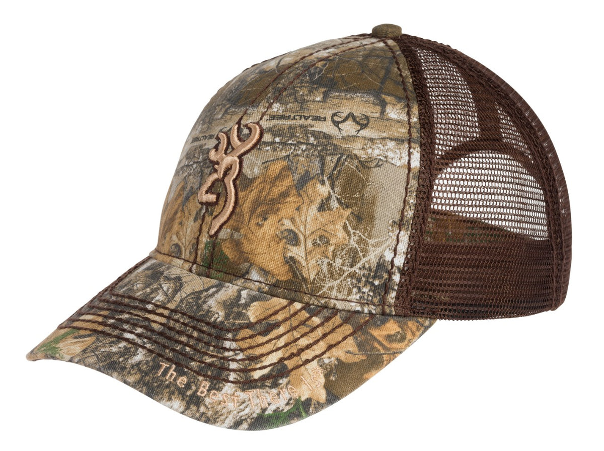 CAP, BOZEMAN BROWN EDGE