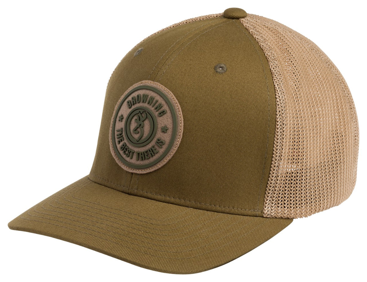 CAP, DUSTED LODEN S/M